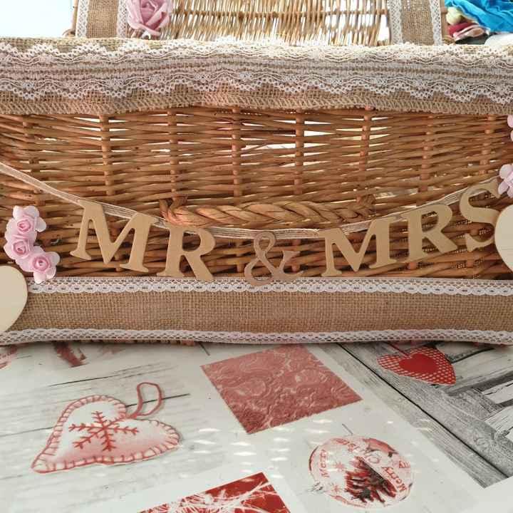 Vas-tu graver des objets avec le titre : Mr & Me ? - 1