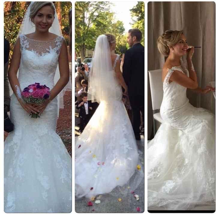 Vente robe de mariée babor pronovias - 1