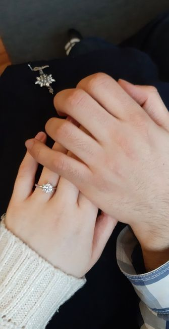 Partage ta bague de fiançailles !! 💍 😍 26