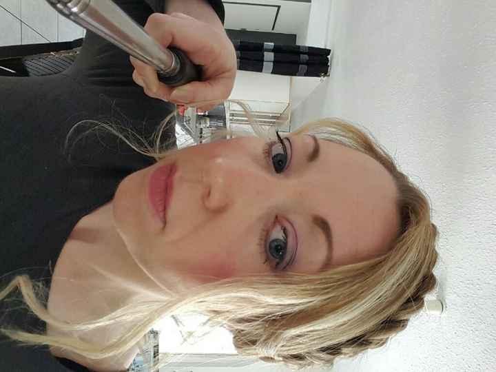 C'est aujourd'hui :essais maquillage & coiffure - 2