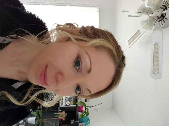 C'est aujourd'hui :essais maquillage & coiffure - 3