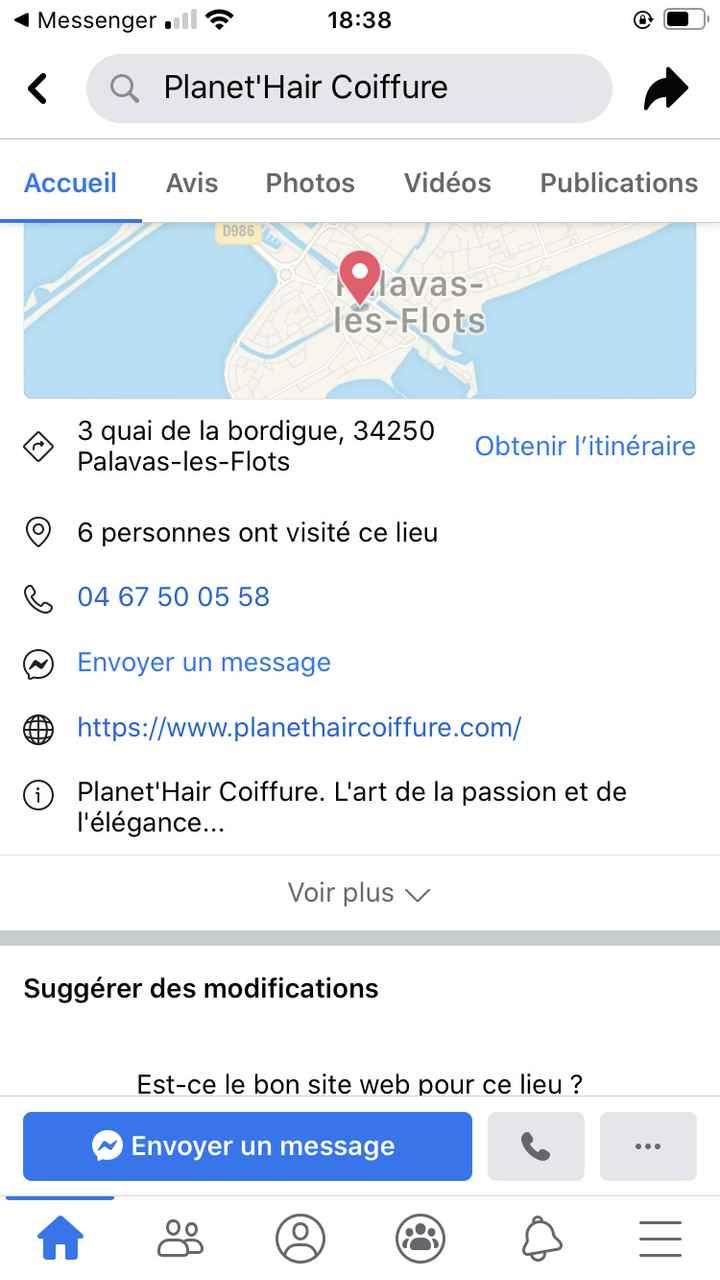 Coiffeur/coiffeuse Montpellier et alentours - 1
