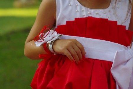 Porte alliance bracelet