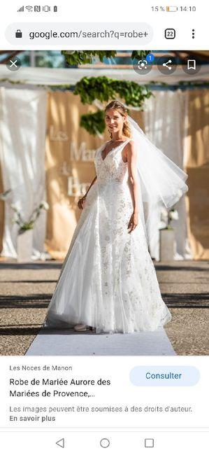 As-tu un modèle de robe à ton nom ? - 3