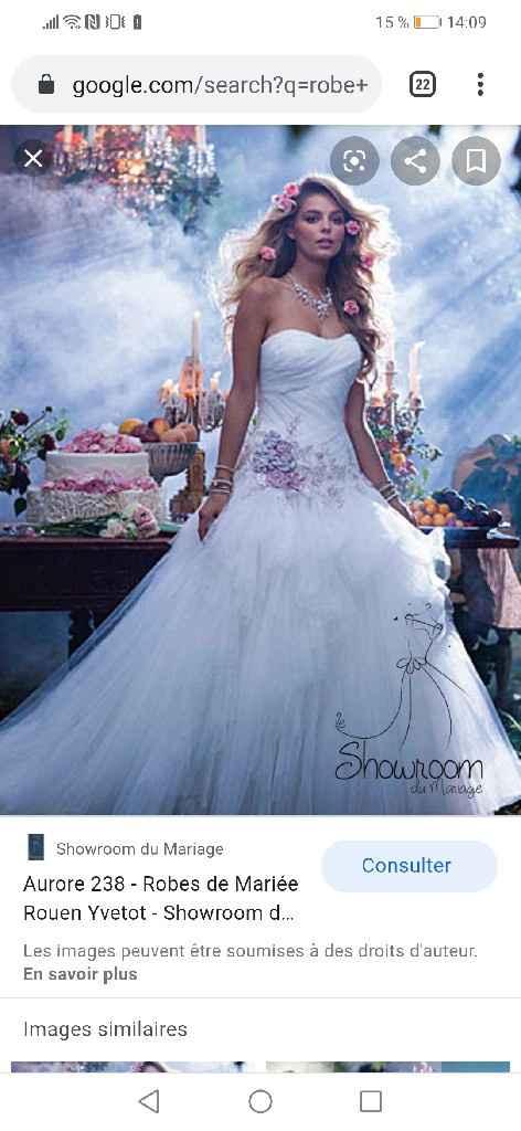 As-tu un modèle de robe à ton nom ? - 2