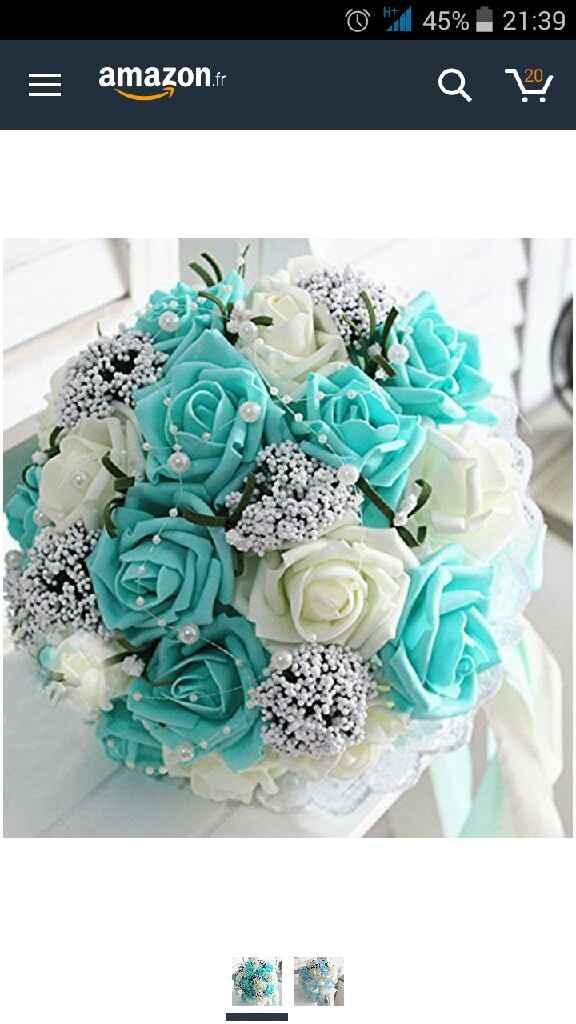 Bouquet artificiel ou pas? - 1