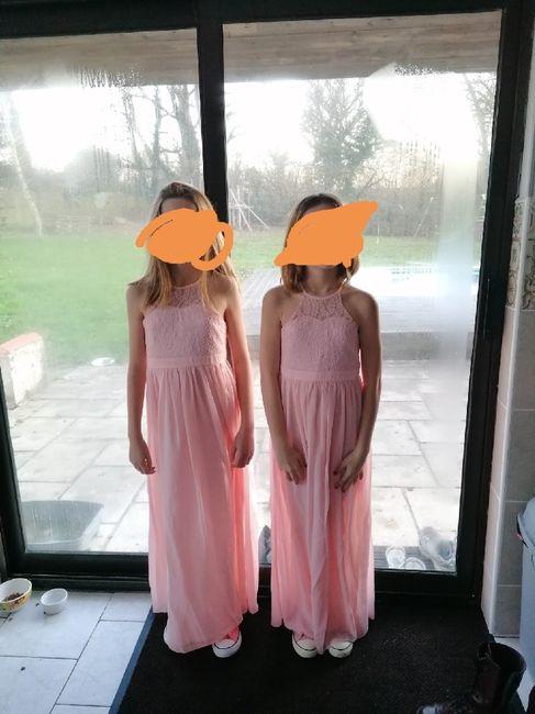 Robes de nos filles 1