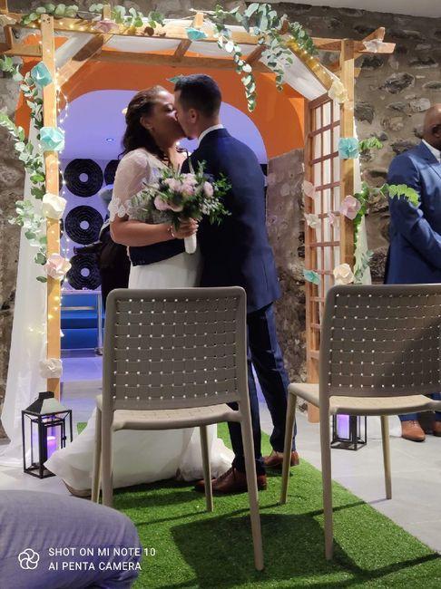 Mon mariage, le 3 octobre 3