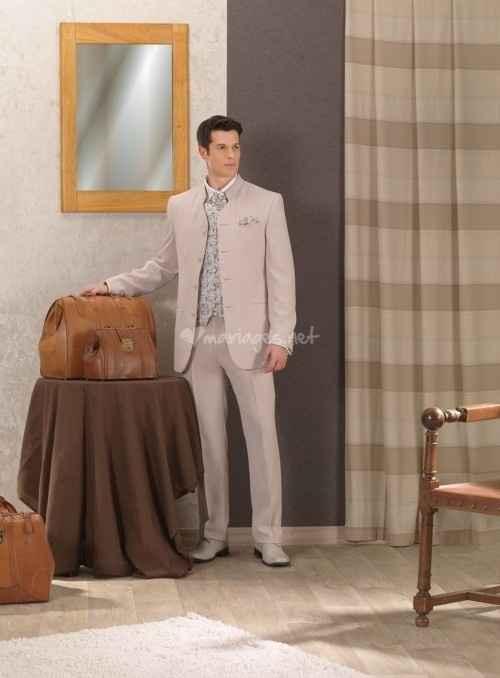 Le costume de marié - 28/10 - 1