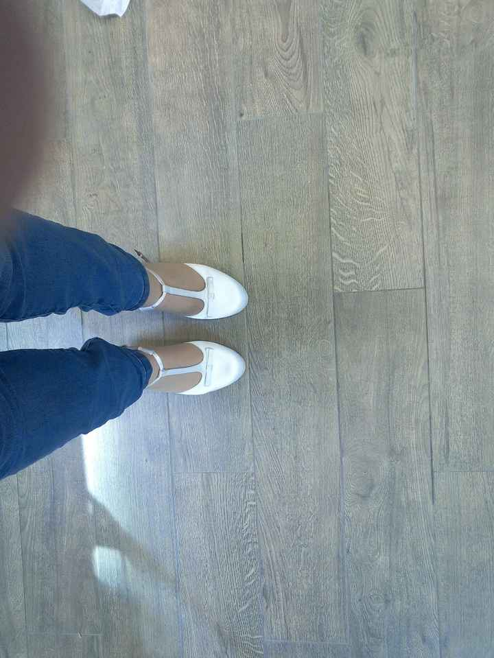 Mes chaussures!!
