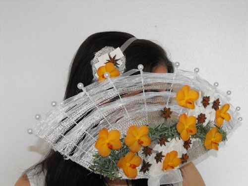 "Bouquet de mariée ""espagnol"""