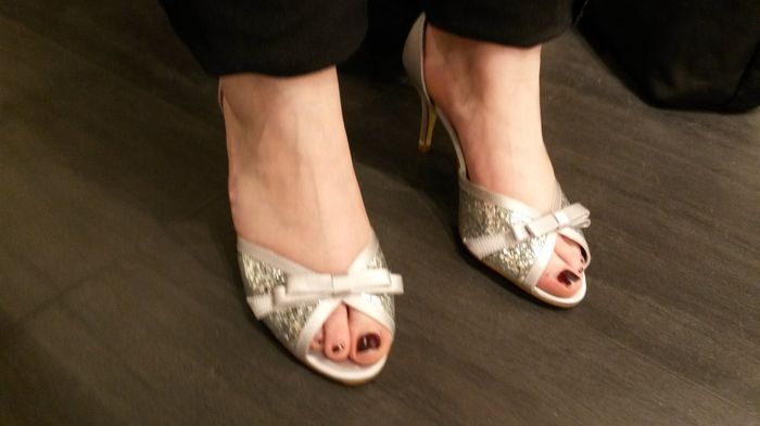 Ou trouver des chaussures argentées? - 2