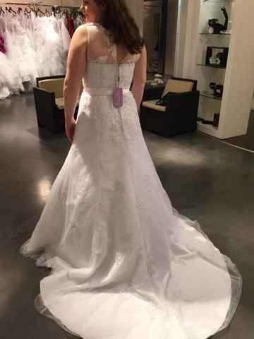 Quel détail de votre robe de mariée vous fait craquer ? - 2
