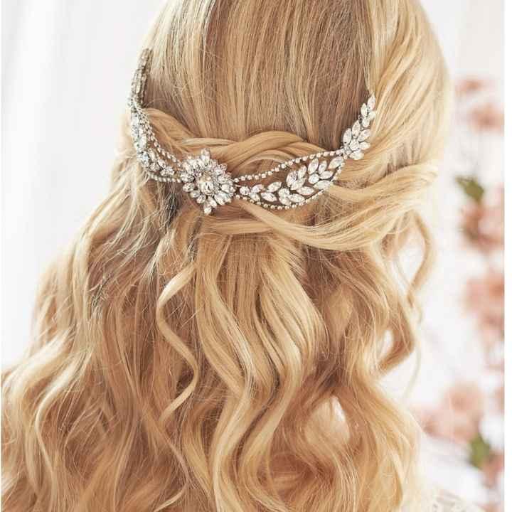 Accessoire cheveux - 1