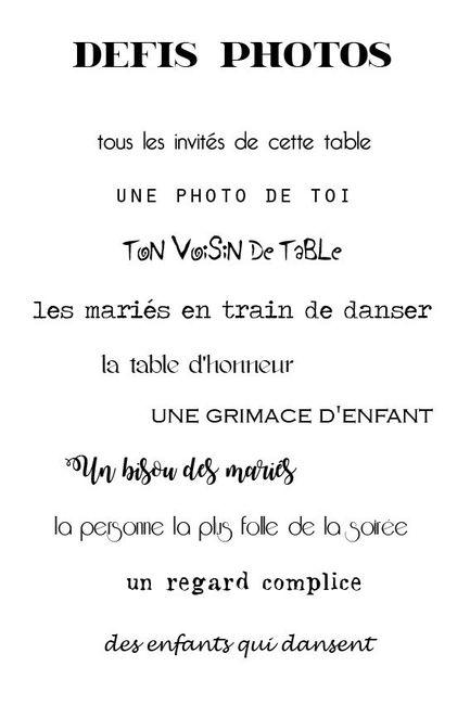 Defis photos 4