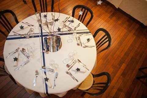 Rubans pour la décoration de table, comment faire ? - 1