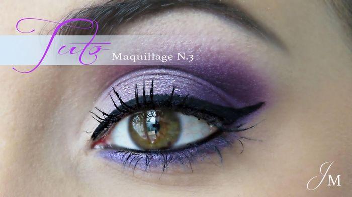 Essai maquillage + coiffure 19