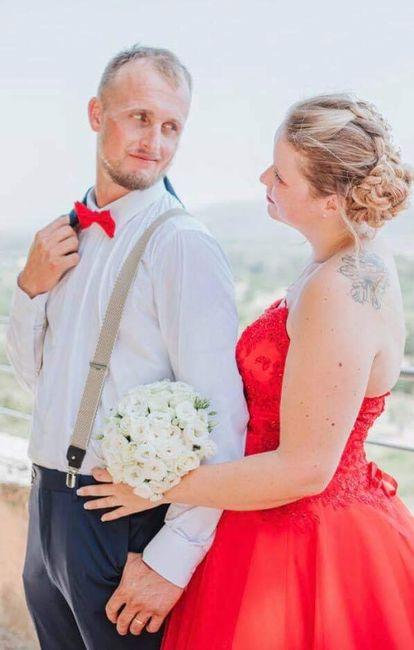 Les chignons des mariées 2019 - 6