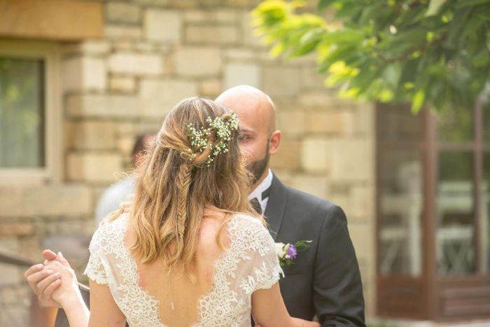 Les chignons des mariées 2019 - 8