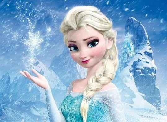 Inspi mariage Reine des neiges - 1