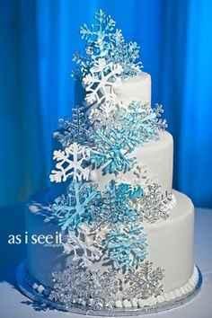 Inspi mariage Reine des neiges - 8