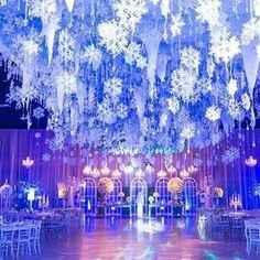 Inspi mariage Reine des neiges - 10