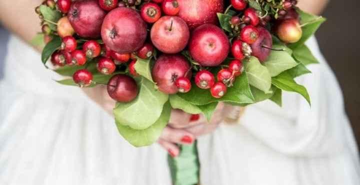 Pour ou contre un bouquet en totalité fruité ?