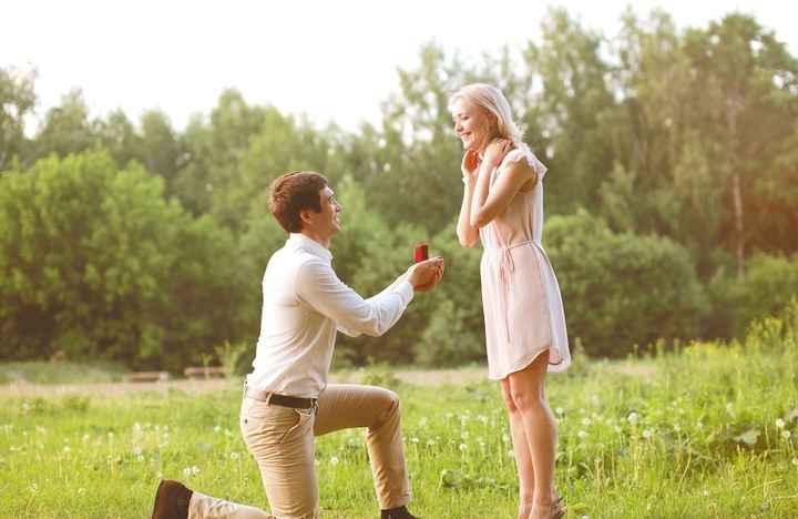 Votre demande en mariage - 1
