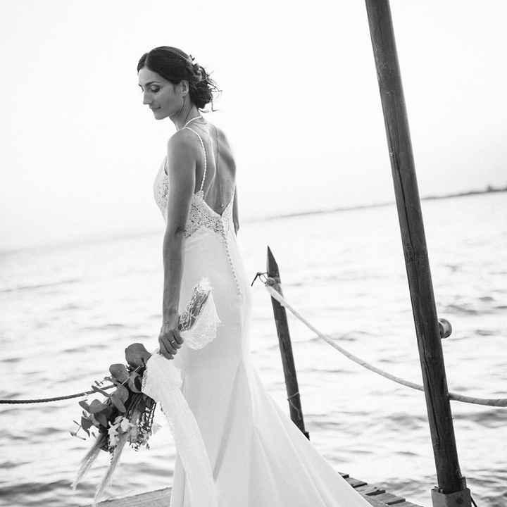 Les chignons des mariées 2019 - 7