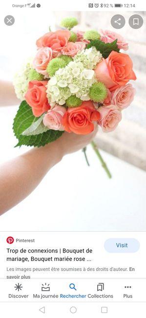 Second bouquet 2