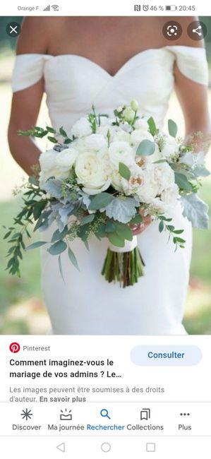 Second bouquet 4