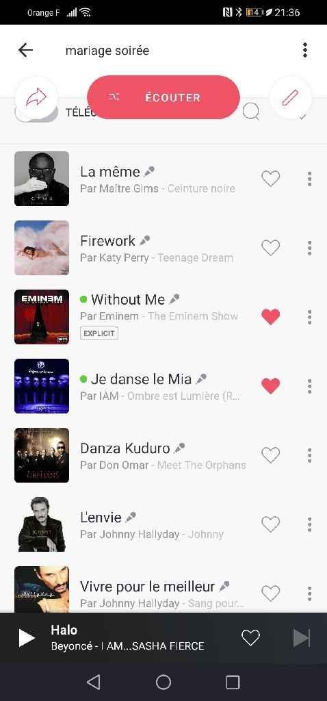 Playlist - 1