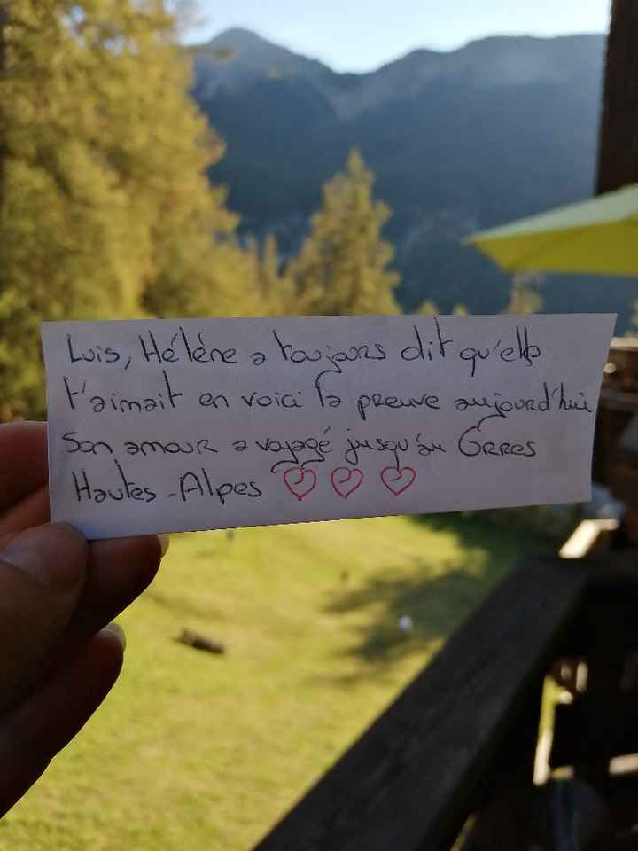 Love note - 1