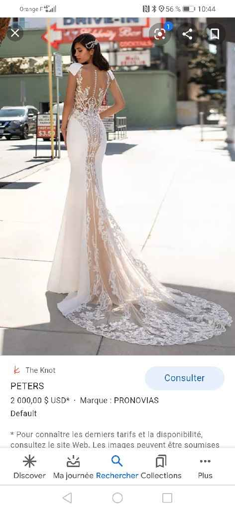 Qu'est-ce qu'une jolie robe originale pour VOUS ? - 2