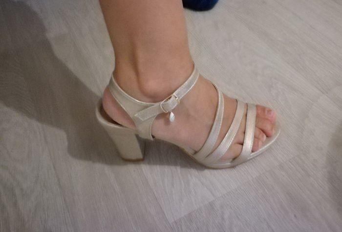 L'indécision des chaussures... encore et toujours.... 2