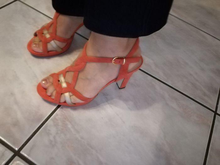 L'indécision des chaussures... encore et toujours.... 3