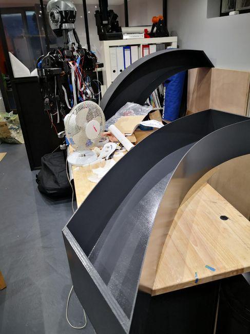 Fabrication de mon Arche pour la cérémonie Laique 4