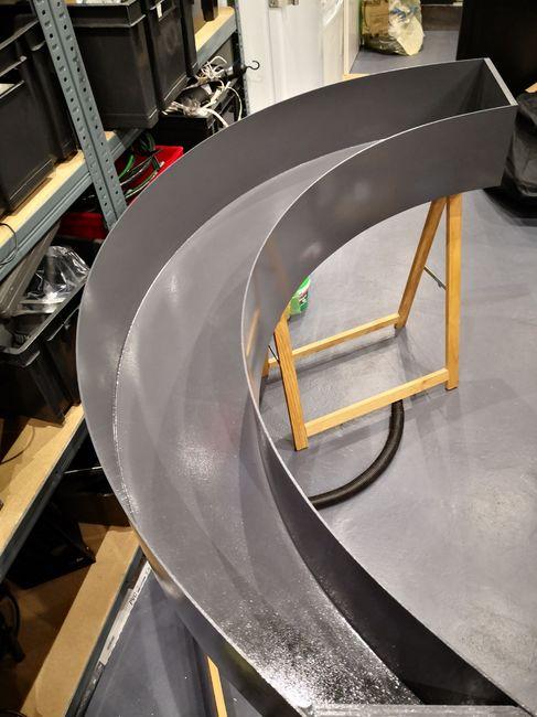 Fabrication de mon Arche pour la cérémonie Laique 5