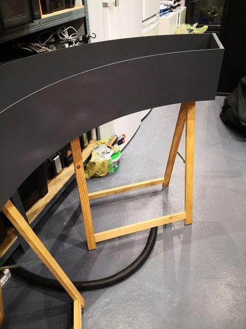 Fabrication de mon Arche pour la cérémonie Laique 6