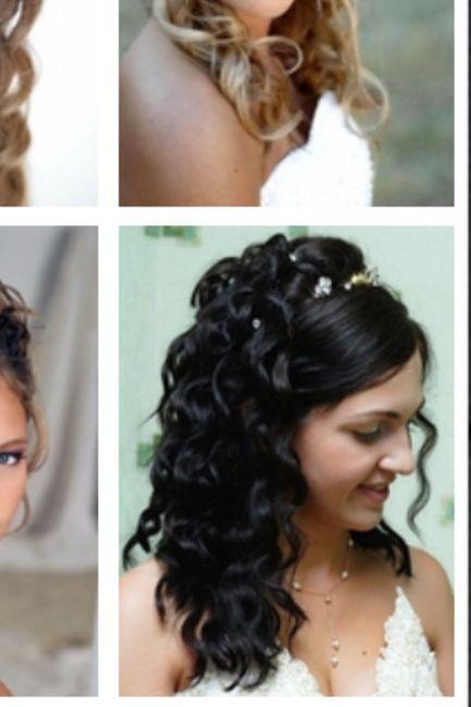 Quelle coiffure beaut forum - Coiffure mariage detache ...