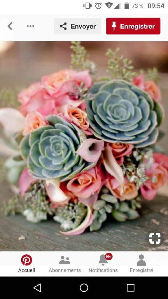 Cadeaux invités succulentes - 4