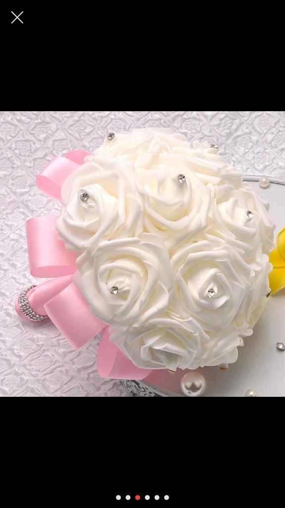 Bouquet à lancer, des idées ? - 1