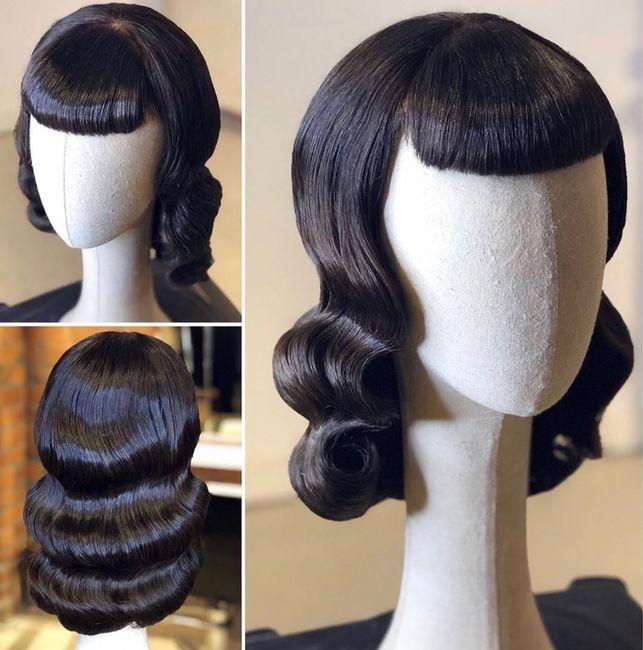 Cheveux lâchés ou cheveux attachés 1