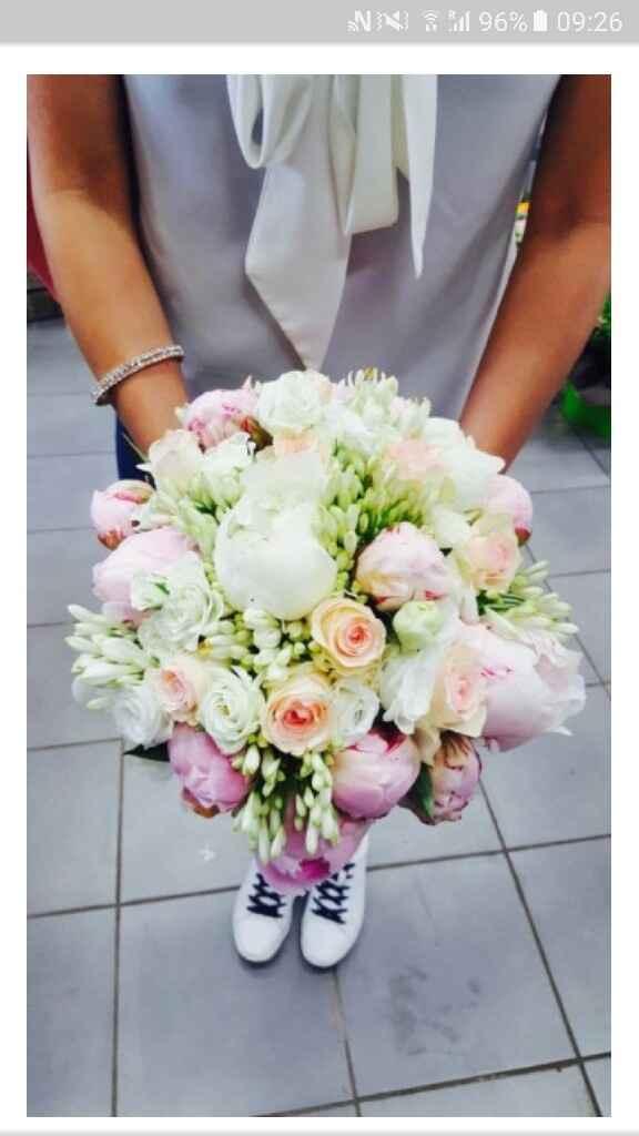 Bouquet de marie - 1