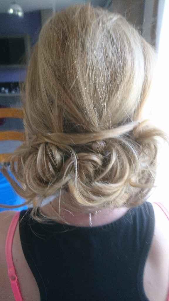 Essais make up et coiffures, vos avis ? - 7