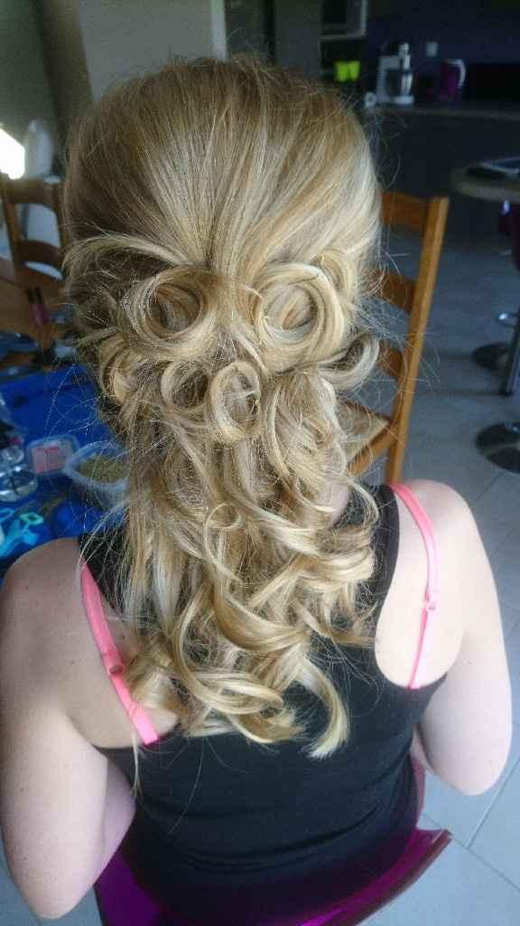 Essais make up et coiffures, vos avis ? - 9
