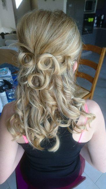 Essais make up et coiffures, vos avis ? - 5