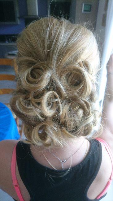 Essais make up et coiffures, vos avis ? - 6