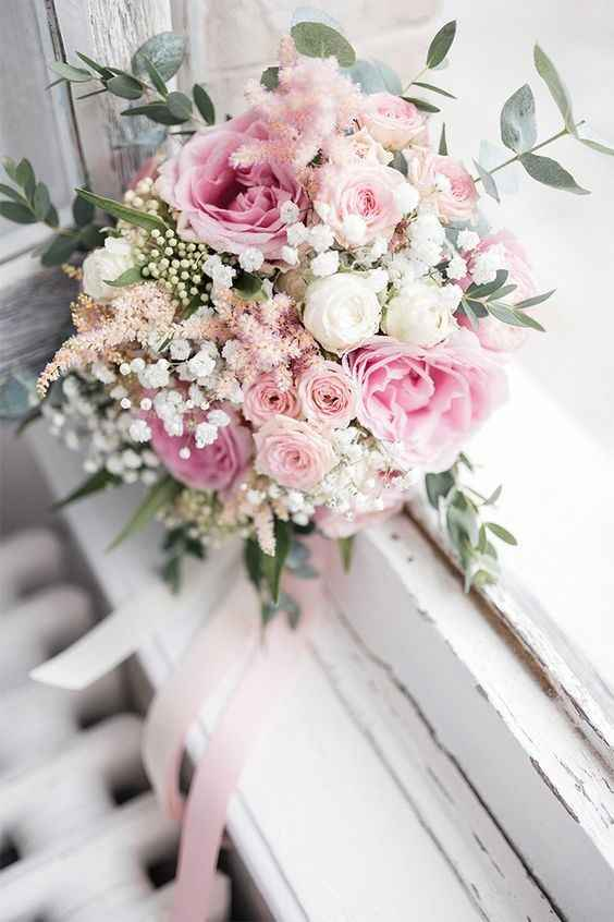 Petite histoire sûr les origines du bouquet de mariée - 1