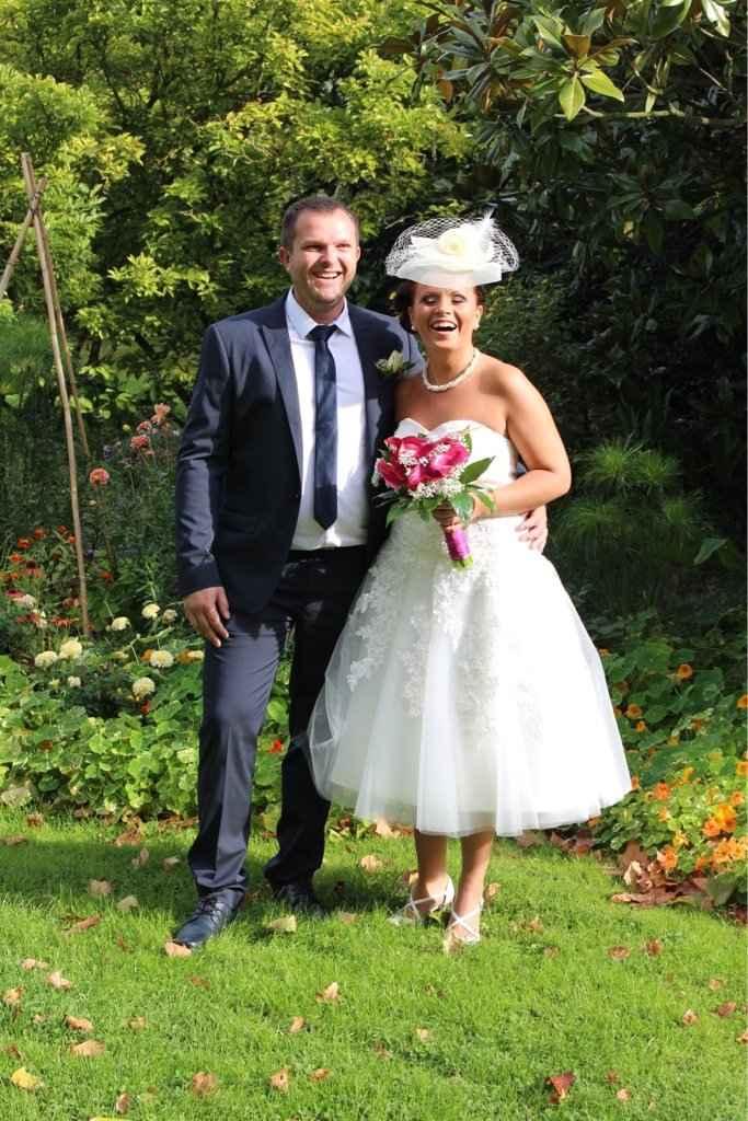 Mariage civil et mariage religieux séparé - 1